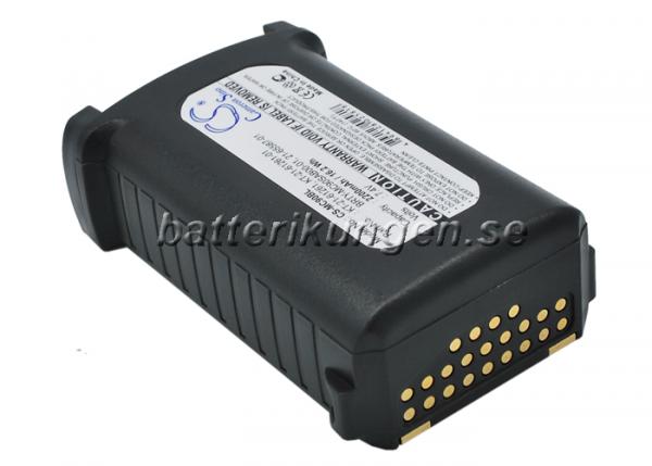 Batteri til Symbol MC9000 mfl - 2.200 mAh