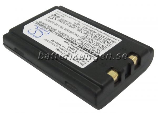 Batteri til Symbol PDT8100 mfl - 1.800 mAh