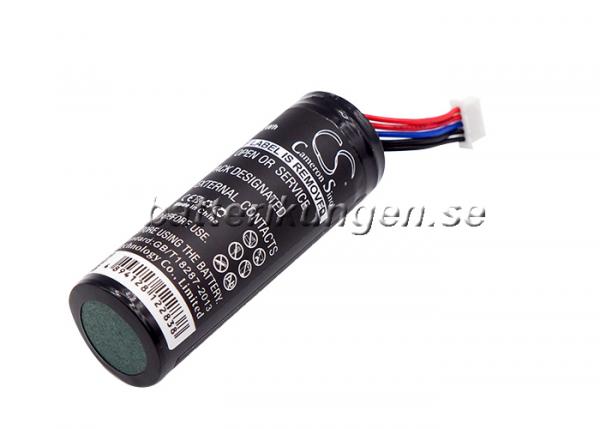 Batteri til Datalogic QuickScan QBT2400 mfl - 1.600 mAh