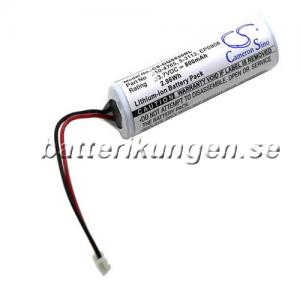 Batteri til Datalogic QS6500BT mfl - 800 mAh