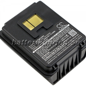 Batteri til Datalogic Skorpio mfl - 3.600 mAh