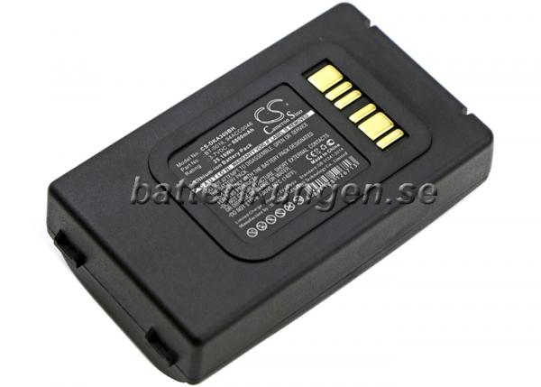 Batteri til Datalogic Skorpio X3 - 6.800 mAh