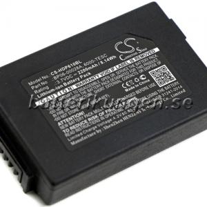 Batteri til Honeywell Dolphin 6100 mfl - 2.200 mAh