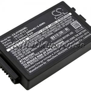 Batteri til HoneywellDolphin 99EX mfl - 2.400 mAh