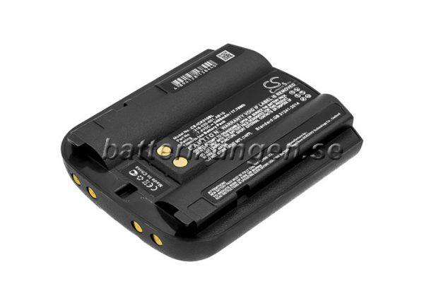 Batteri til Intermec CK30 mfl - 2.400 mAh