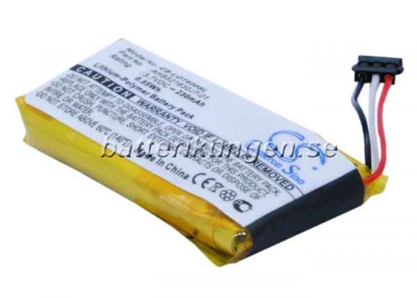 Batteri til Logitech Ultrathim Touch Mouse T630