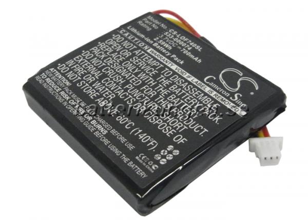 Batteri til Logitech G930 mfl