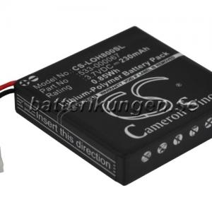 Batteri til Logitech H800