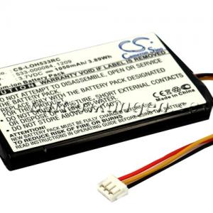 Batteri til Logitech Harmony Touch mfl