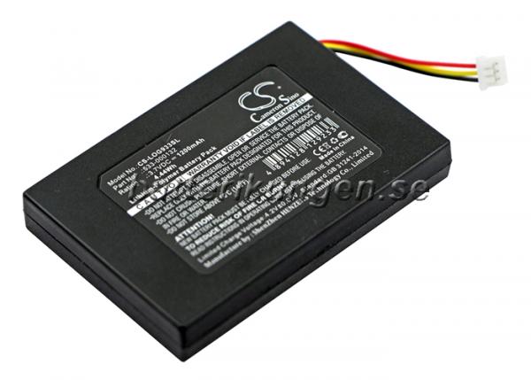 Batteri til Logitech G533 mfl