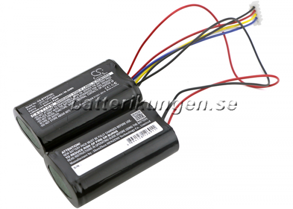 Batteri til Logitech Harmony 950 mfl