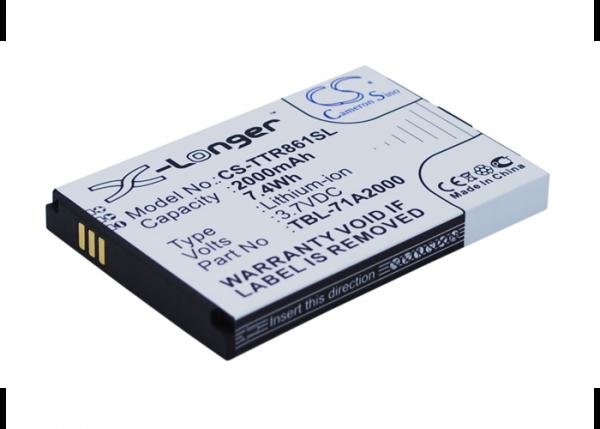 Batteri til TP Link M5350 mfl - 2.000 mAh