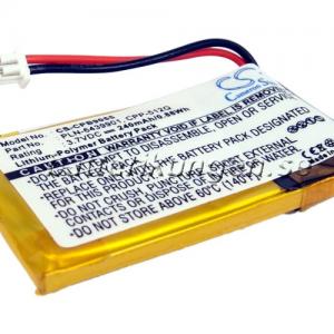 Batteri til Plantronics 64327-01 mfl