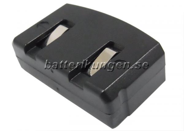 Batteri til Sennheiser SET- 2 mfl