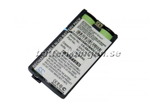 Batteri til Sennheiser G2 mfl