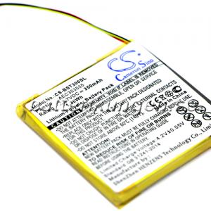 Batteri til Beats Solo 2.0 mfl - 350 mAh