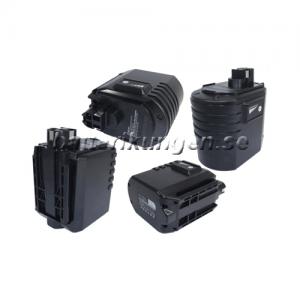 Batteri til Bosch GBH 24VF mfl - 3.000 mAh