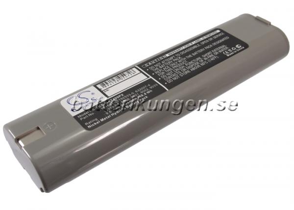Batteri til Makita 4093D mfl - 3.000 mAh