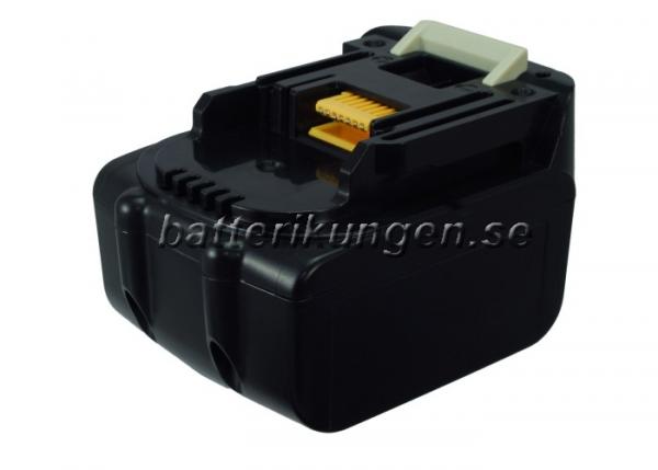 Batteri til Makita BGA450RFE mfl - 3.000 mAh