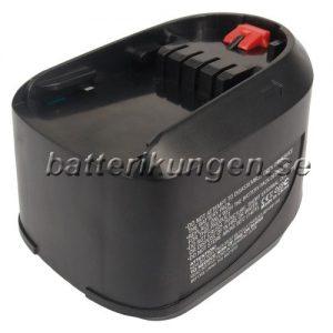 Batteri til Bosch PSR 14.4 LI mfl - 3.000 mAh