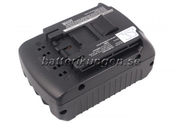 Batteri til Bosch GWS 18 V-LI mfl - 3.000 mAh