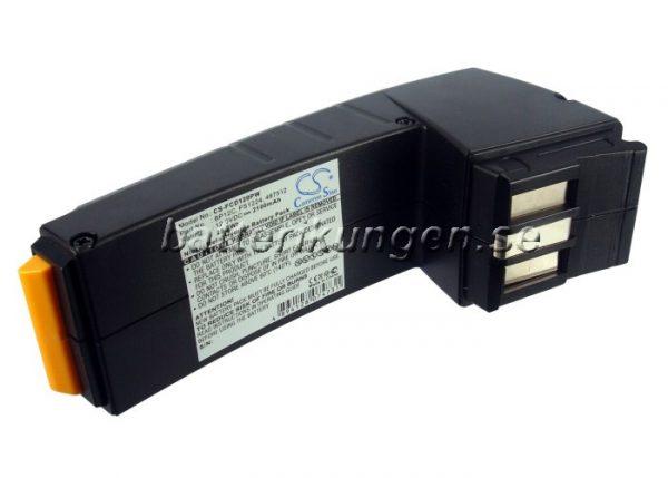 Batteri til Festool CCD12 mfl - 2.100 mAh