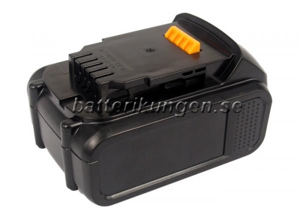 Batteri til Dewalt XR Li-Ion 18V mfl - 4.000 mAh