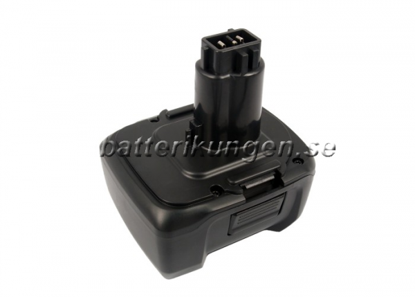 Batteri til Dewalt DC730KA mfl - 3.000 mAh