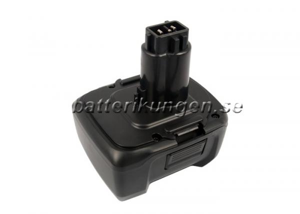 Batteri til Dewalt DC730KA mfl - 4.000 mAh