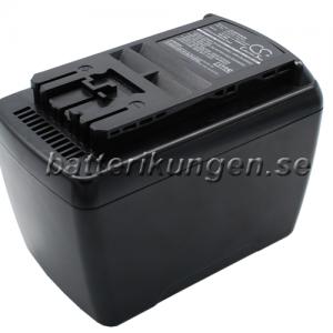 Batteri til Bosch 11536C mfl - 4.000 mAh