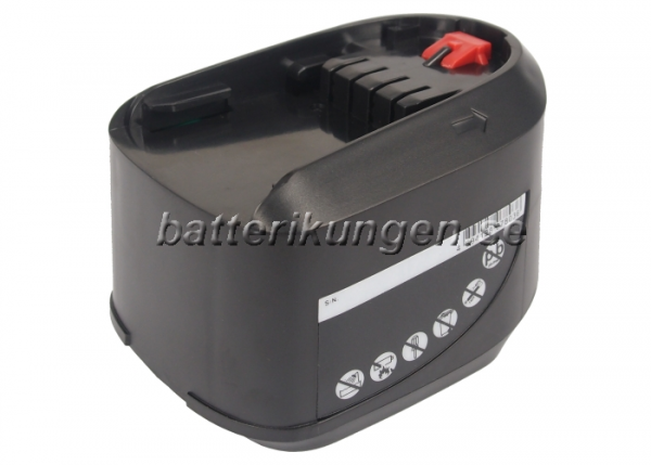 Batteri til Bosch PSR 18 LI-2 mfl - 3.000 mAh