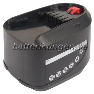 Batteri til Bosch PSR 18 LI-2 mfl - 4.000 mAh