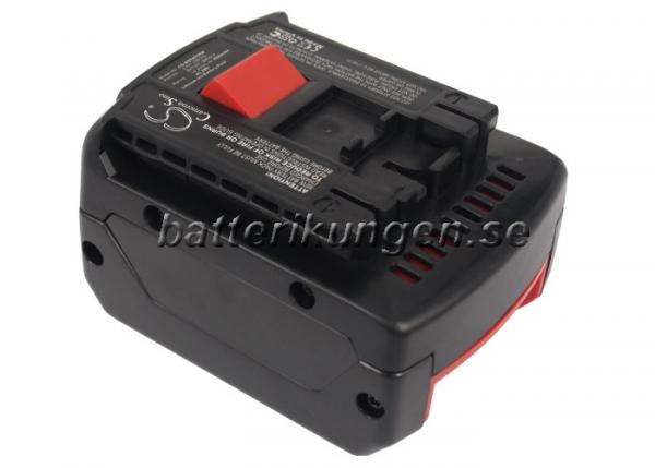 Batteri til Bosch GDR 1080-LI mfl - 3.000 mAh