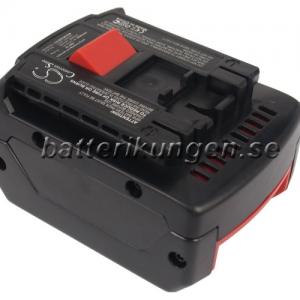Batteri til Bosch GDR 1080-LI mfl - 4.000 mAh