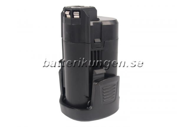 Batteri til Bosch PMF 10.8 LI mfl - 1.500 mAh