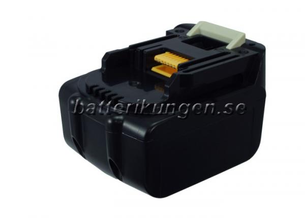 Batteri til Makita BGA450RFE mfl - 1.500 mAh
