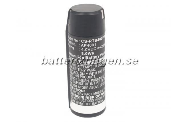 Batteri til Ryobi RP4400 mfl - 2.000 mAh