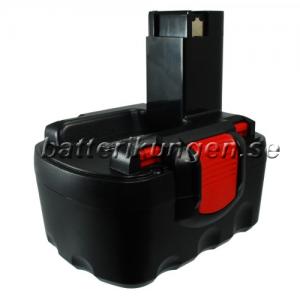 Batteri til Bosch GSR 12-1 mfl - 3.000 mAh