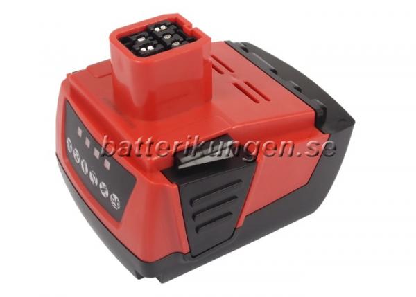 Batteri til Hilti SF144-A mfl - 3.000 mAh