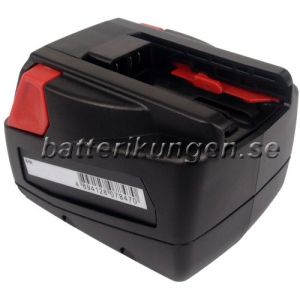 Batteri til Milwaukee M18 XC - 2.000 mAh