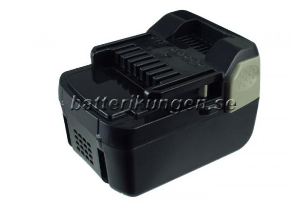 Batteri til Hitachi DS 14DBL mfl - 3.000 mAh
