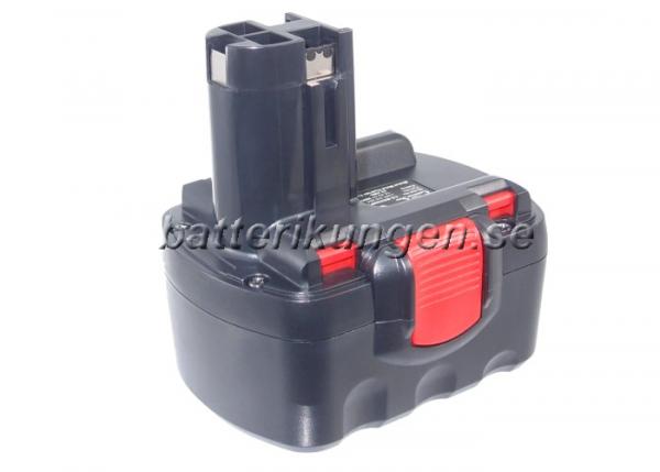 Batteri til Bosch 13614 mfl - 3.000 mAh