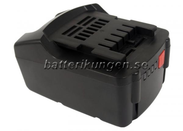 Batteri til Metabo BS18 LT mfl - 3.000 mAh