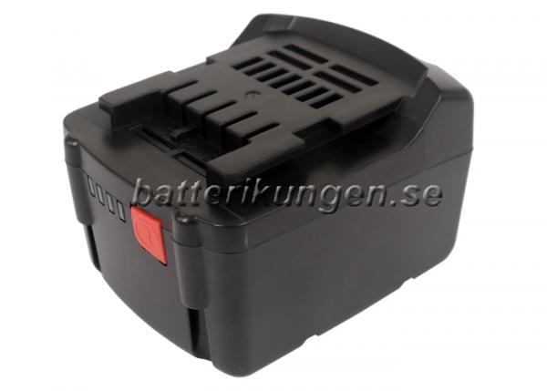 Batteri til Metabo BS 14.4 LTX Impuls mfl - 3.000 mAh