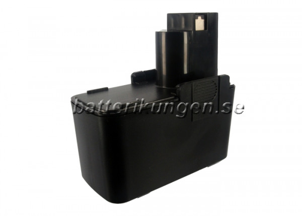 Batteri til Bosch GSR 9.6VE2 mfl - 2.100 mAh