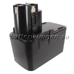 Batteri til Bosch GBM 7.2 mfl - 3.300 mAh