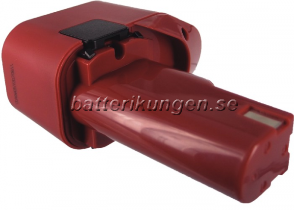 Batteri til Milwaukee 0401-1 - 3.000 mAh mfl