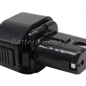 Batteri til Hitachi WH6DC mfl - 3.000 mAh