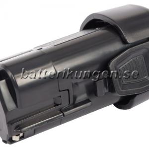 Batteri til Black & Decker BDCDMT112 mfl - 2.000 mAh