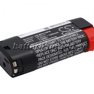 Batteri til Black & Decker VPX1101 mfl - 1.200 mAh
